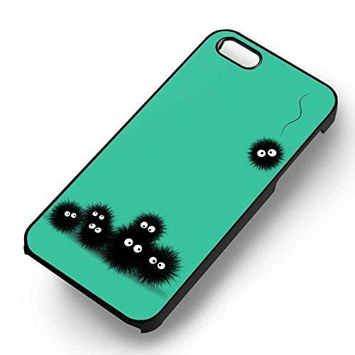 Noir Soots pour Coque Iphone 6 et Coque Iphone 6s Case (Noir Boîtier en plastique dur) U3K6DV