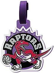 NBA Toronto Raptors Hardwood Classic Jumbo Plastic Bag Tag