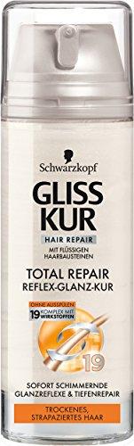 Gliss Kur Reflex-Glanz-Kur Total Repair 6er Pack (6x150 ml)