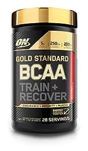 Optimum Nutrition Gold Standard BCAA, Fruit Punch, 280 Gram