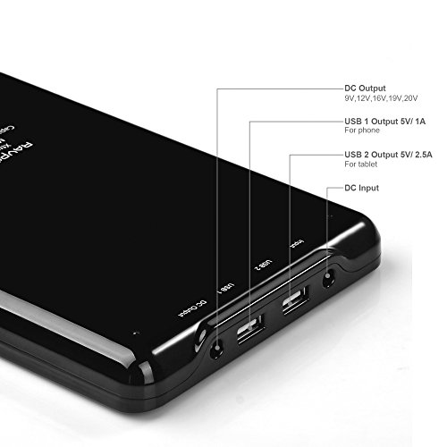 External Battery Pack Ravpower 23000mah Portable Charger 4
