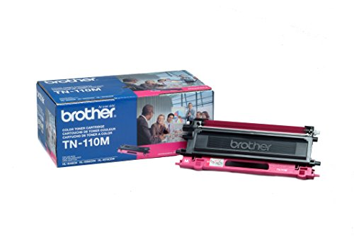 Brother TN-110M Magenta Toner Cartridge 110 Laser Toner Cartridge