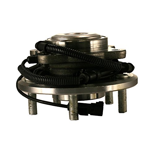 HU512360 x 1 Brand New Wheel Bearing Hub Assembly Rear Left Or Right Side (5 Lug) Fit 08-11 CHRYSLER TownCountry, 08-11 Dodge Grand Caravan, 09-12 VOLKSWAGEN Routan ()