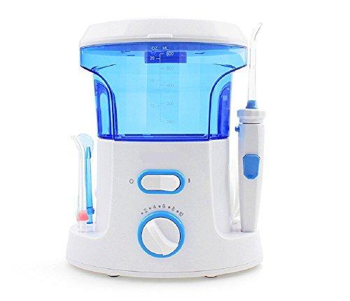 Dental Floss 600ml Electric Oral Irrigator Water Oral Flosser Dental Irrigator Care Oral Hygiene Dental Care Oral Teeth Cleaner