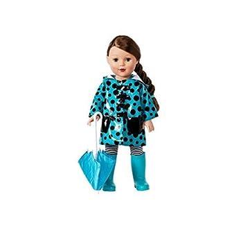 Amazon.com: Alexander Girlz día lluvioso Doll Set – 18 ...