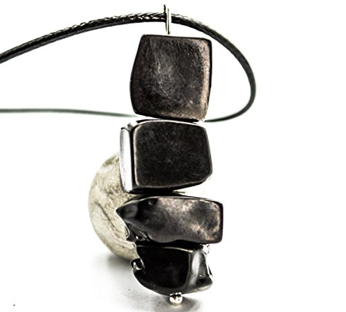 Wallystone Gems Unique shungite Pendants (Elite)