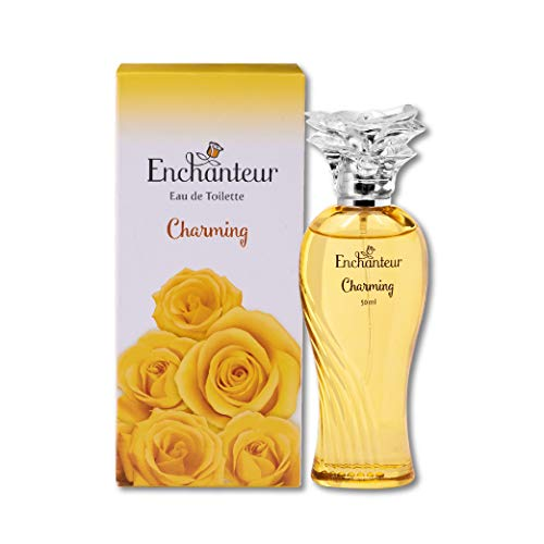 Enchanteur Charming Eau De Toilette (EDT), Perfume for Women, 50ml