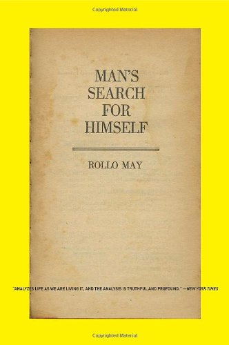 Man'S Search For Himself by Rollo May