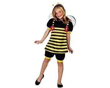 Atosa- Disfraz Abeja, 7 a 9 años (23906): Amazon.es: Juguetes y juegos