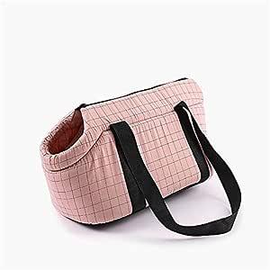 Bolsa para llevar al hombro para perros Raya simple Ajustable ...