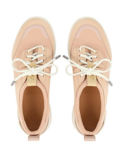 Zapatillas de Dusty Clarks Soul Combi Tri deporte para mujeres Pink 11wrPqA