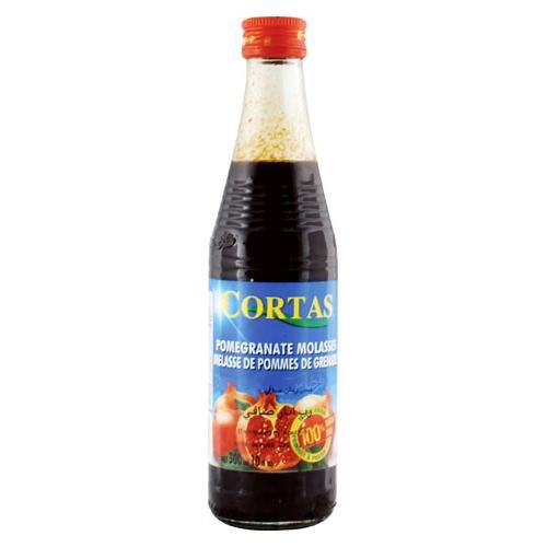 (Cortas Pomegranate Molasses, 10-Ounce Bottles (Pack of 4))