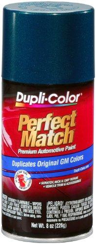 Dupli-Color EBGM05187 Emerald Green Metallic General Motors Exact-Match Automotive Paint - 8 oz. Aerosol -