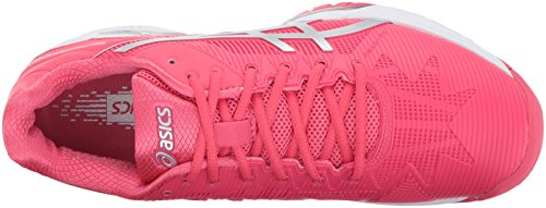ASICS Shoes Tennis 3 Solution Red Women's Speed Gel rqwYrgS