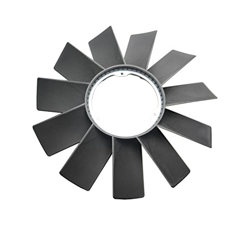 A-Premium Engine Radiator Cooling Fan Blade for BMW E32 E34 E39 E36 E46 Z3 E53 323i 325i 328i 525i 530i M3 Z3 X5 ()