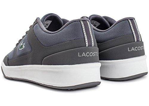Dark Trainers Men's Lacoste 117 Grey footwear Lacoste Explorateur Sport g1AOtqptxw