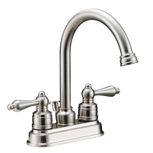 bathroom faucet with pop up - 5