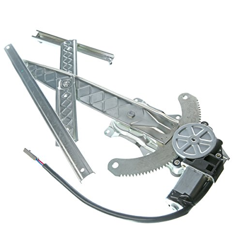 A-Premium Power Window Regulator and Motor Assembly for Ford Expedition 1997-2002 Lincoln Navigator 98-02 Front Right Passenger - Navigator 1997 Lincoln