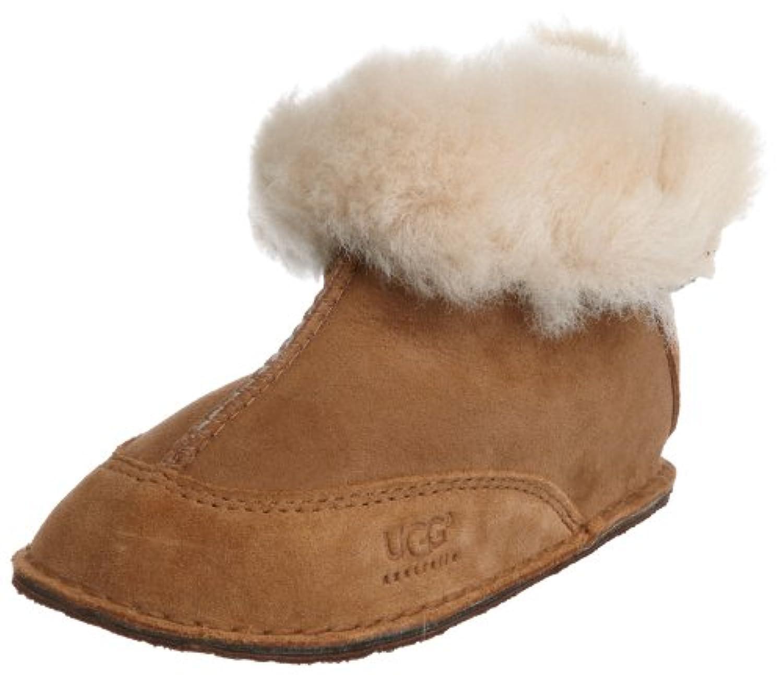 Ugg Australia Infant I Boo Chestnut Baby Shoe 5206 2 Child Uk