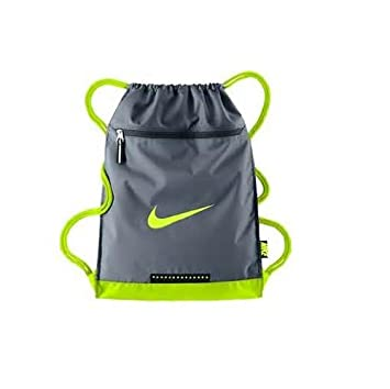 870c76b06c Nike TEAM TRAINING GYMSACK DS (ARMORY SLATE VOLT  VOLT)  Amazon.co.uk  Toys    Games