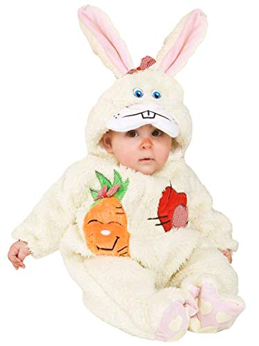 Commerciale Italiana Disfraz de Conejo recién Nacido: Commerciale ...