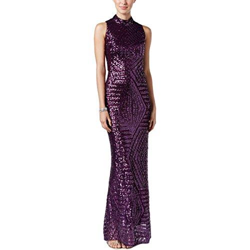 Silk Formal Gown - 6