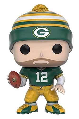 Price comparison product image Funko POP NFL: Wave 3 - Aaron Rodgers Action Figure