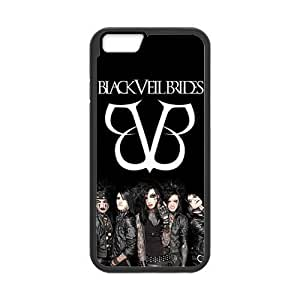 Black Veil Brides Cell Phone Hard Case Cover For SamSung Galaxy S5 ) Plastic and Hard (Laser Technology)