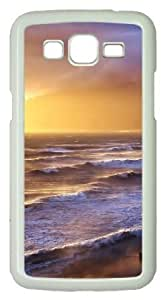 Samsung Galaxy Grand 2 7106 Case,Samsung Galaxy Grand 2 7106 Cases - Stormy Sunset PC Custom Samsung Galaxy Grand...