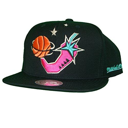 Mitchell   Ness 1996 NBA All Star Chili Pepper Snapback Black eb0ba4197ab5