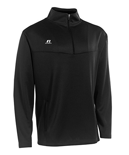 Russell Athletic Mens Zip Pullover