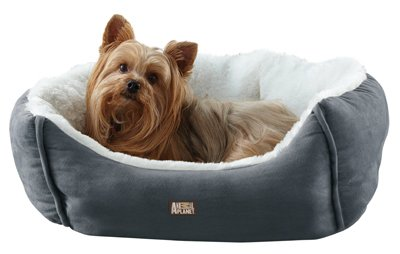 SM Plush Pet Bed