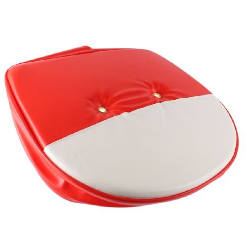 (Complete Tractor 3010-1703 Seat Cushion (Red and White 21 Inch for Universal Products T295Rw))