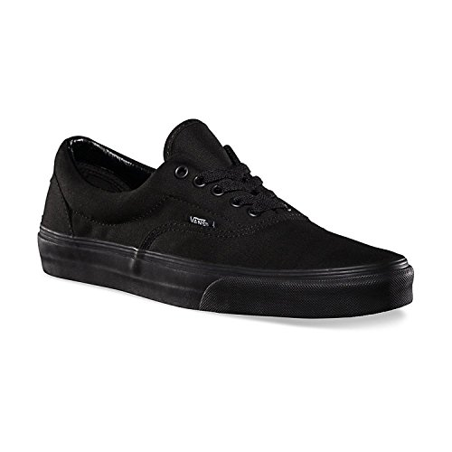 Classic Skateboard Shoe - Vans Men's Era Core Classics Skate Shoes, Black/Black, 7.5 B(M) US Women / 6 D(M) US Men