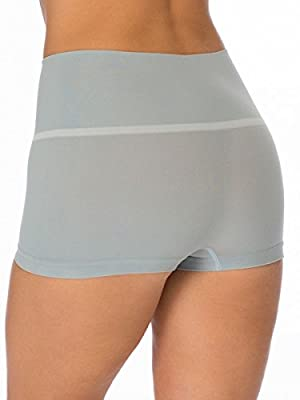 SPANX Women's Everyday Shaping Panties Seamless Boyshort from Spanx Apparel Womens