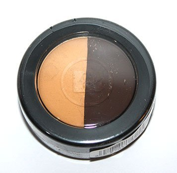 (Black Opal Duo Split Eyeshadows 3.4G Gold Rush)