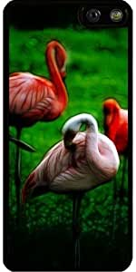 Funda para Fire Phone 4,7'' - 3 Flamencos Rosados