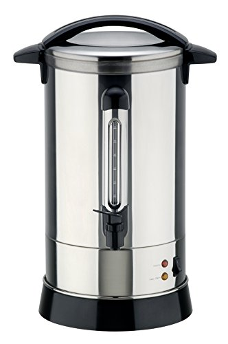 - Double Walled Hot Water Urn with automatic function (30, 40, 50, and 100 Cup Sizes) (50 cups (10 Liters))