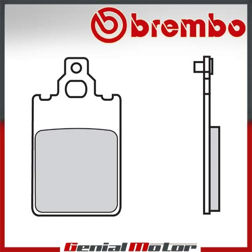 Pastiglie Brembo Freno Anteriori 07009.CC per F12 PHANTOM 50 1998 1999