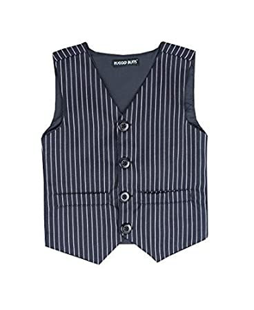 07943cd8d04db Amazon.com : RuggedButts? Infant / Toddler Boys Button Front Vest ...