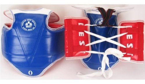 (BMA Taekwondo Reversible Chest Guard New WTF Style)