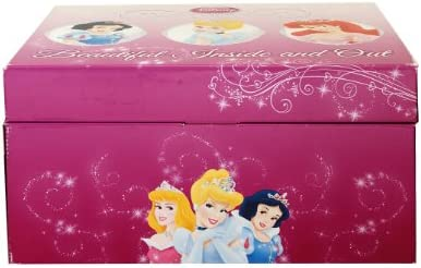 clothing, shoes, jewelry,  costumes, accessories 8 image Disney Princess Dress Up Trunk (Amazon Exclusive promotion