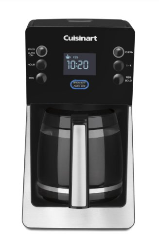 Cuisinart DCC-2800 Perfec Temp 14-Cup Programmable Coffeemaker, Black (Cuisinart Coffee Makers 14 Cup compare prices)