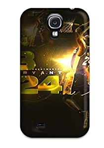 Nicholas D. Meriwether's Shop New Style 7734500K58277875 Flexible Tpu Back Case Cover For Galaxy S4 - Kobe Bryant