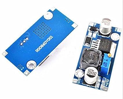 2pcs KIS3R33S 7V-24V to 5V//3A Synchronous Rectification DC-DC Step Down Power Module