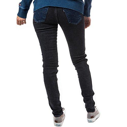 W ® Levi's Mid Indigo Jeans Skinny Night L8 w7v4xqFCg
