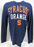 Syracuse Orange Mens Size Large Long Sleeve Thermal Shirt ASYO 4 L
