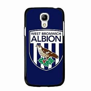 West Bromwich Albion Football Club Funda, Samsung Galaxy S4Mini Funda Hard Plastic Funda