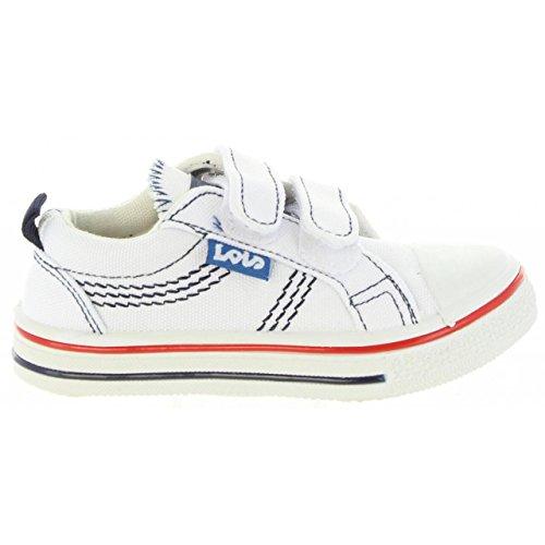 LOIS JEANS Sneaker für Junge und Mädchen 60024 06 Blanco