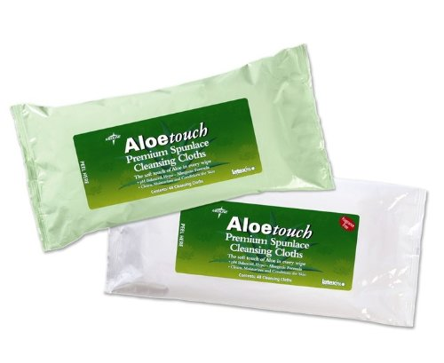 Aloetouch Wipes 12 pcs sku# 411108MA